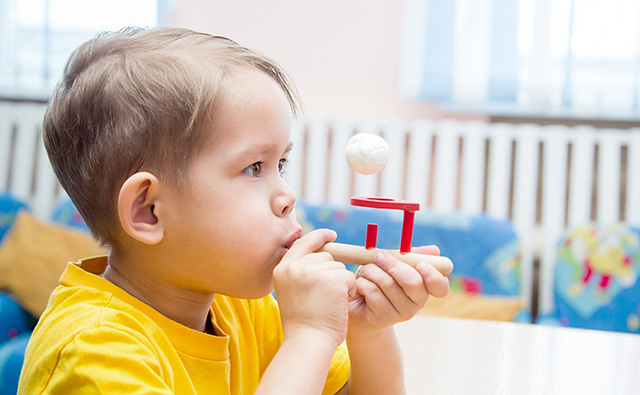 Enhanced services for children