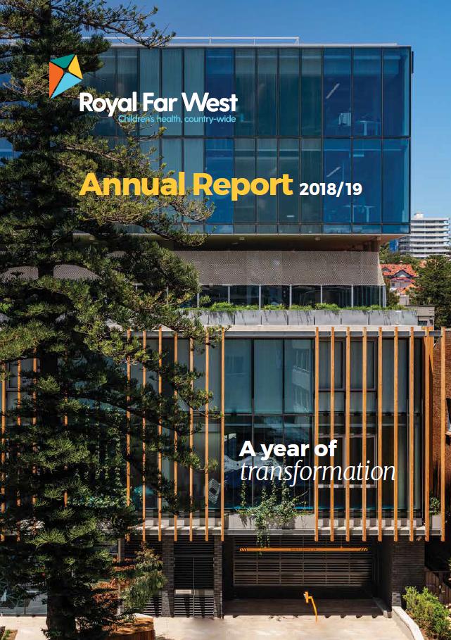 Royal Far West Annual Report 2018-19