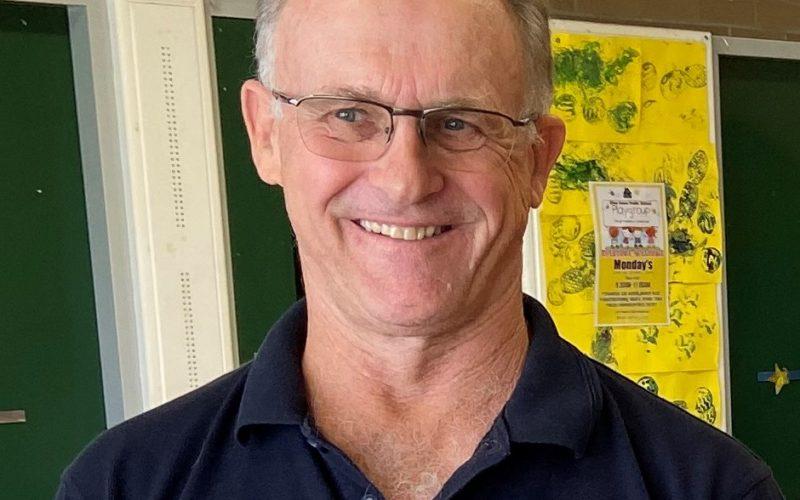 Community Programs Manager John