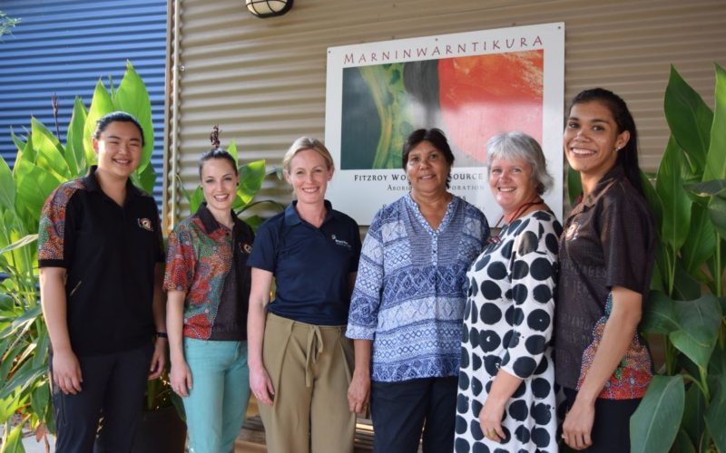 Fitzroy Crossing Community Visit