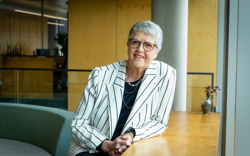 CEO Lindsay Cane AM retires