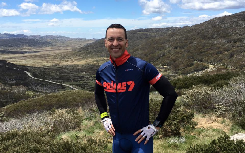Royal Far West's Ride for Country Kids 2021 Ambassador Daniel Gibson