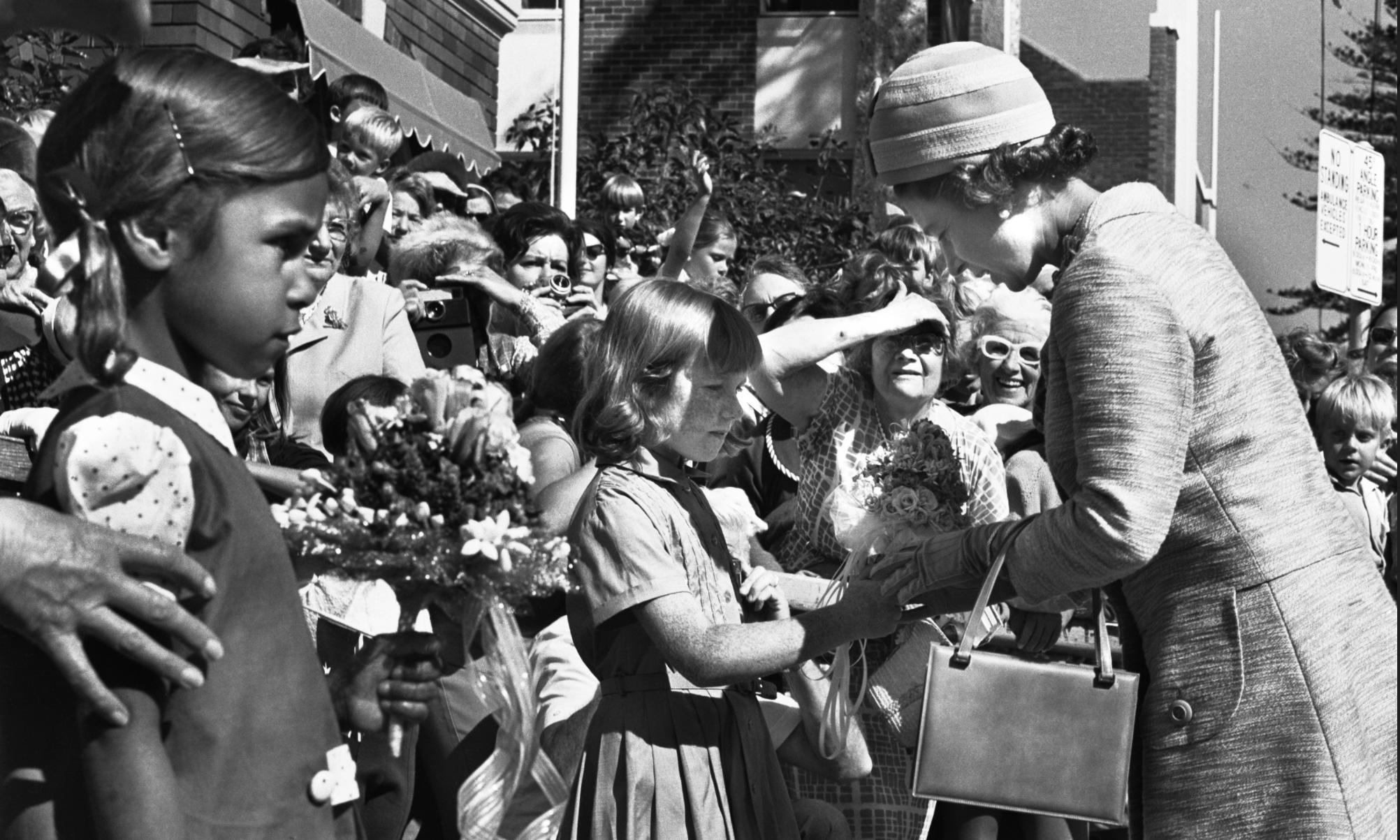 1970 - Queen Elizabeth