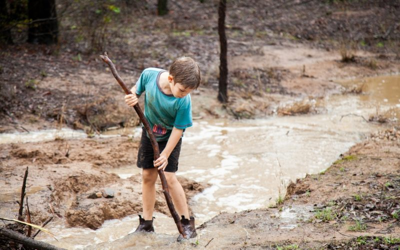 child disaster recovery needs