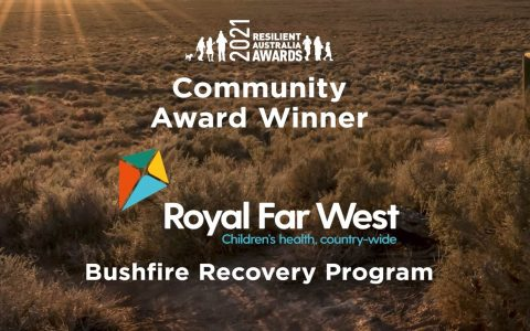 2021 Resilient Australia Awards