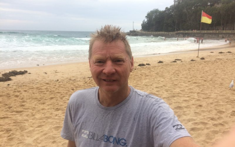 Board Member Rob Harris